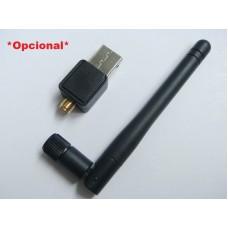 WIFI USB RECEPTORES